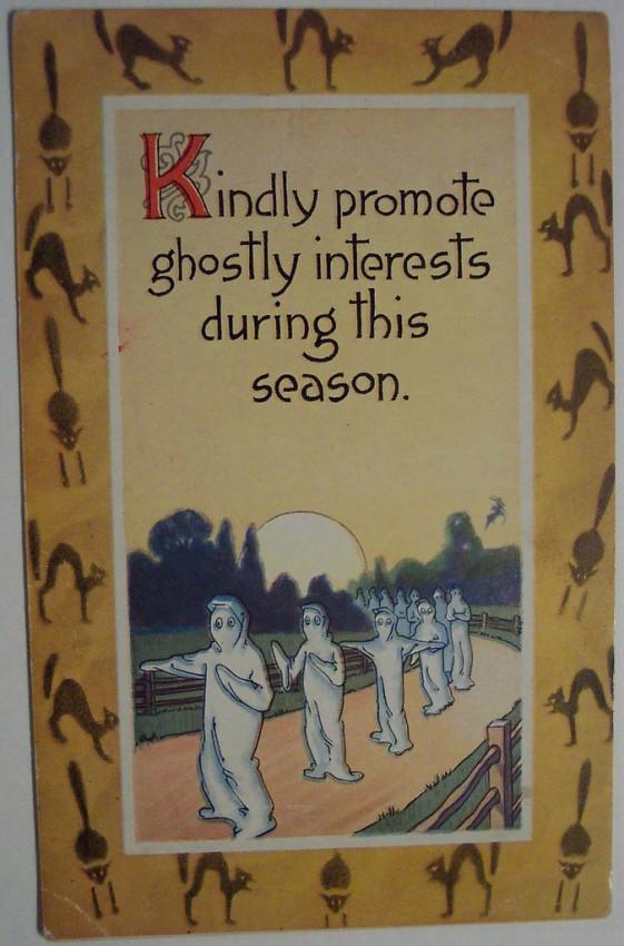 Ilustracion Halloween retro 181