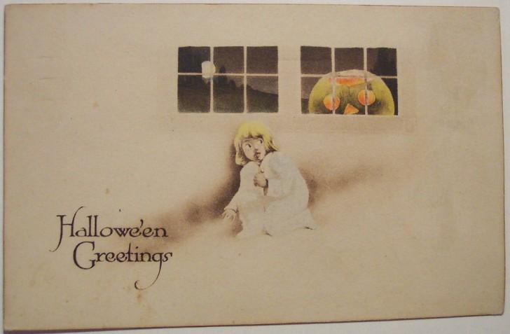 Ilustracion Halloween retro 183