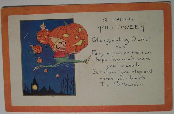 Ilustracion Halloween retro 185