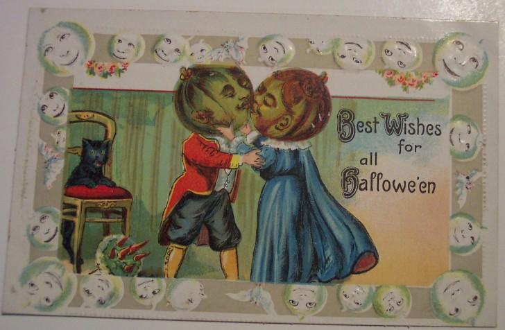 Ilustracion vintage Halloween 019