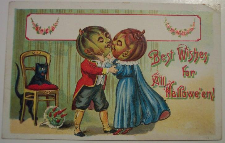 Ilustracion vintage Halloween 031