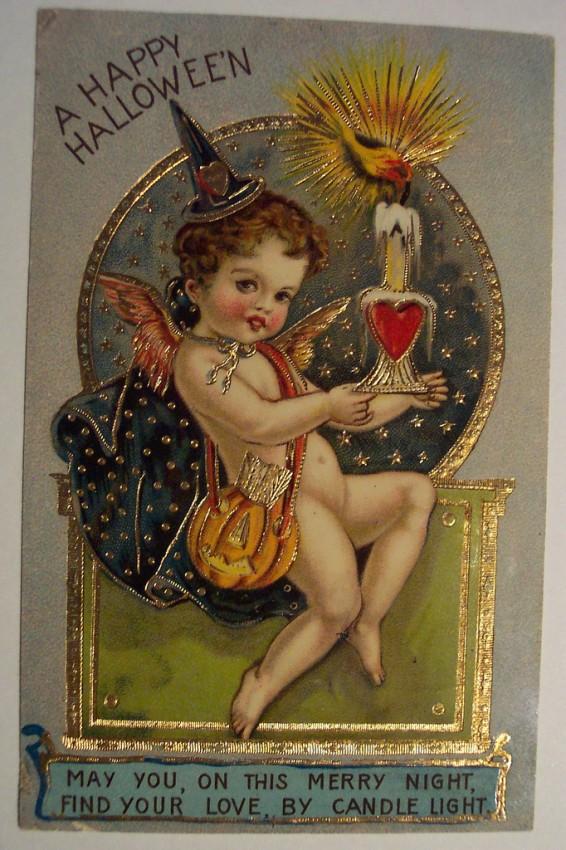 Ilustracion vintage Halloween 042