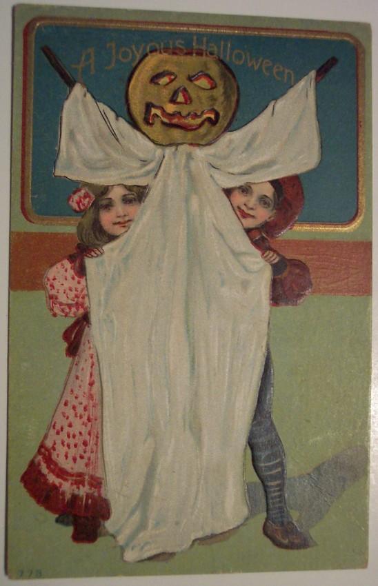Ilustracion vintage Halloween 055