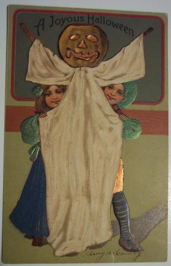 Ilustracion vintage Halloween 059