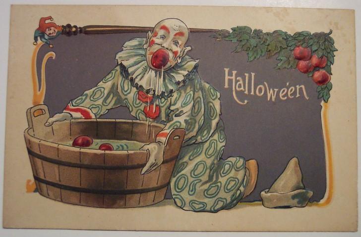 Ilustracion vintage Halloween 126