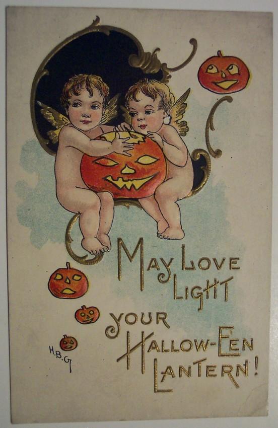 Ilustracion vintage Halloween 145