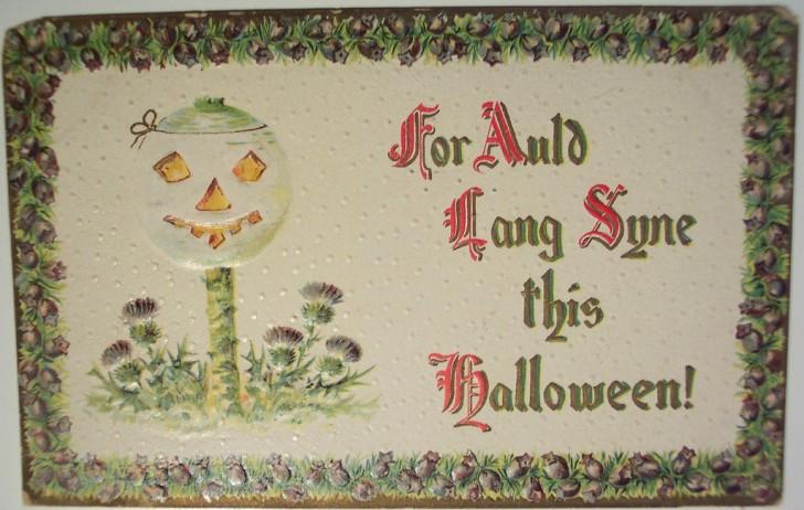 Ilustracion vintage Halloween 162