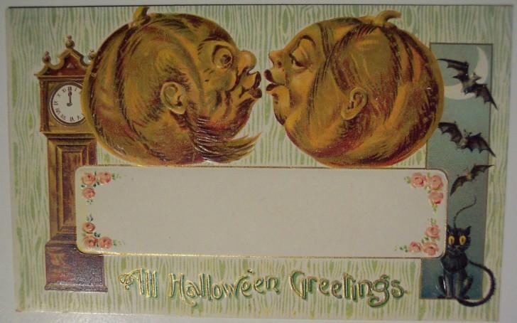Ilustracion vintage Halloween 181