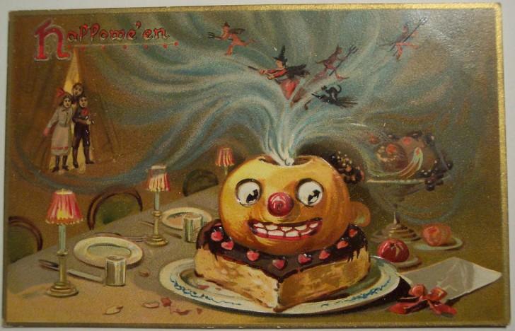 Ilustraciones Halloween antiguas 004