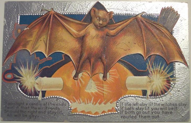 Ilustraciones Halloween antiguas 063