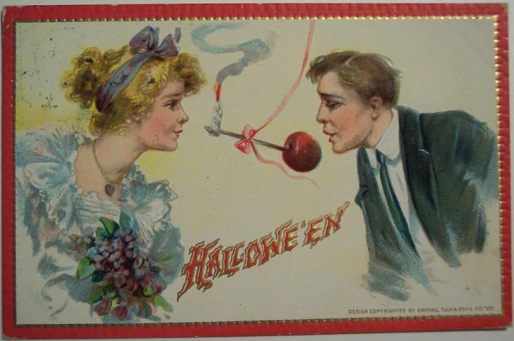 Ilustraciones Halloween antiguas 083