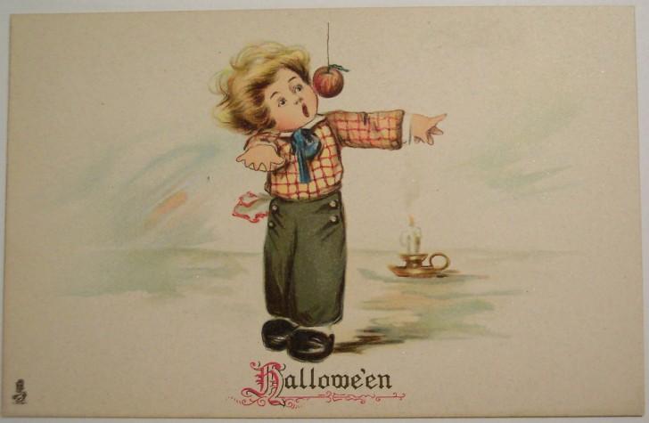 Ilustraciones Halloween antiguas 115