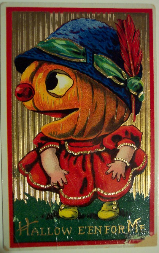 Ilustraciones Halloween antiguas 123