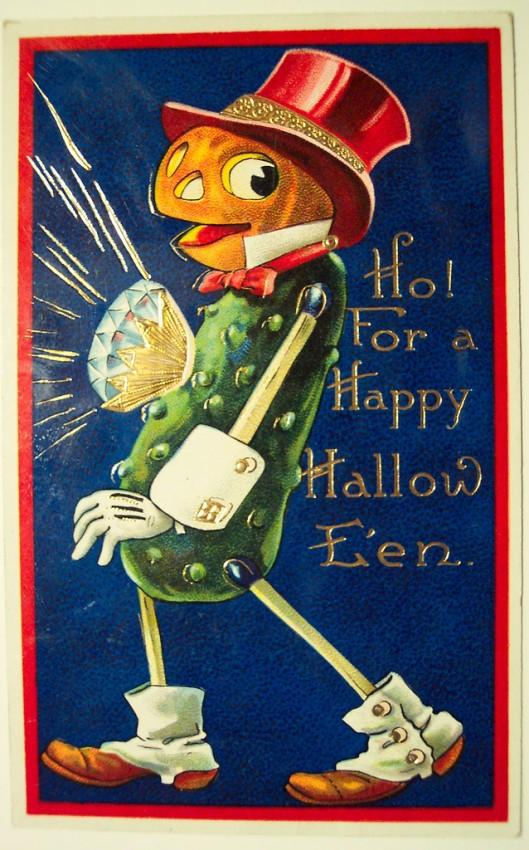 Ilustraciones Halloween antiguas 124