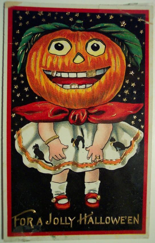 Ilustraciones Halloween antiguas 126