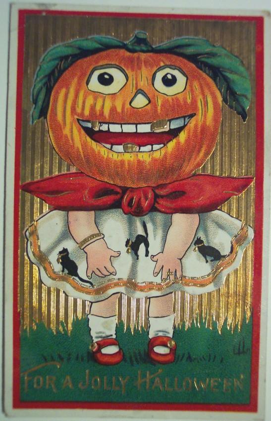 Ilustraciones Halloween antiguas 128