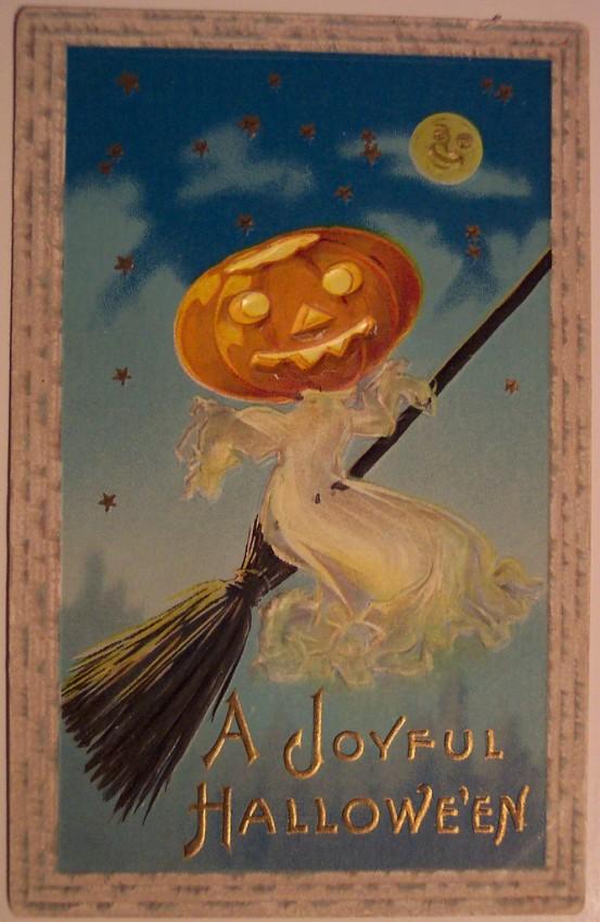 Ilustraciones Halloween antiguas 141