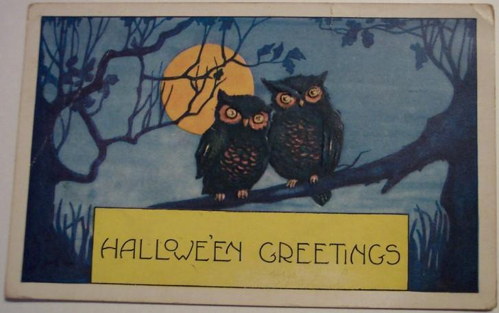 Ilustraciones Halloween retro 001