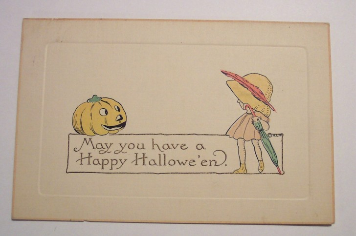 Ilustraciones Halloween retro 004