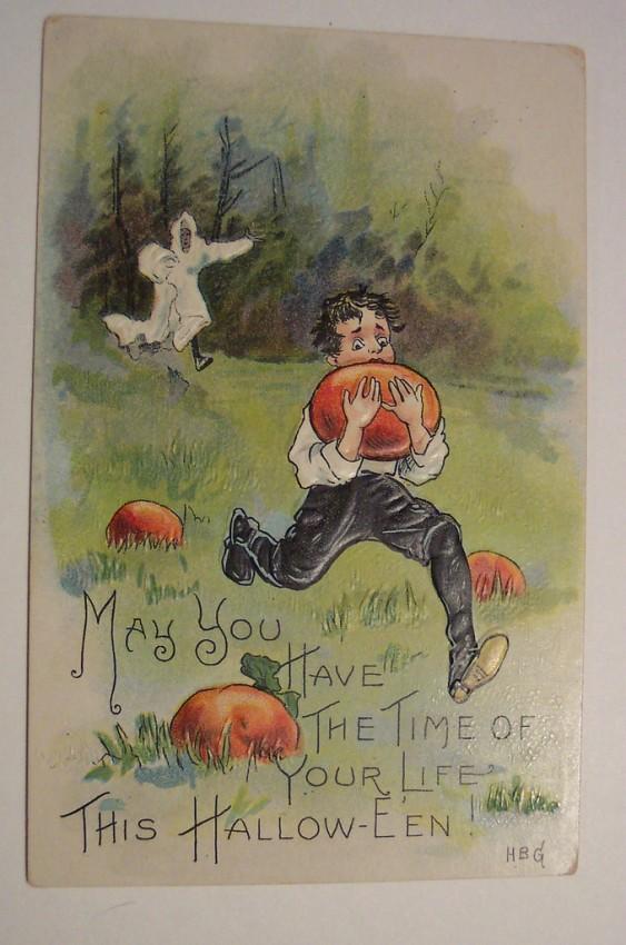Ilustraciones Halloween retro 008