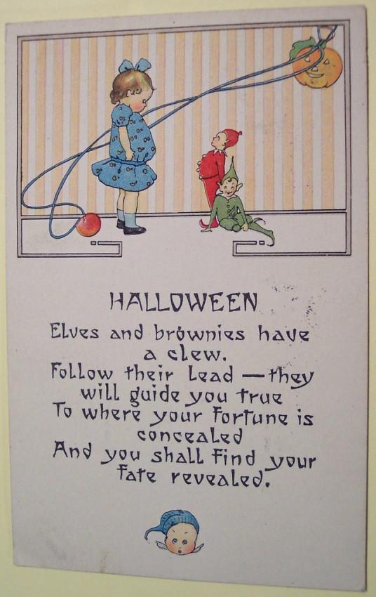 Ilustraciones Halloween retro 012