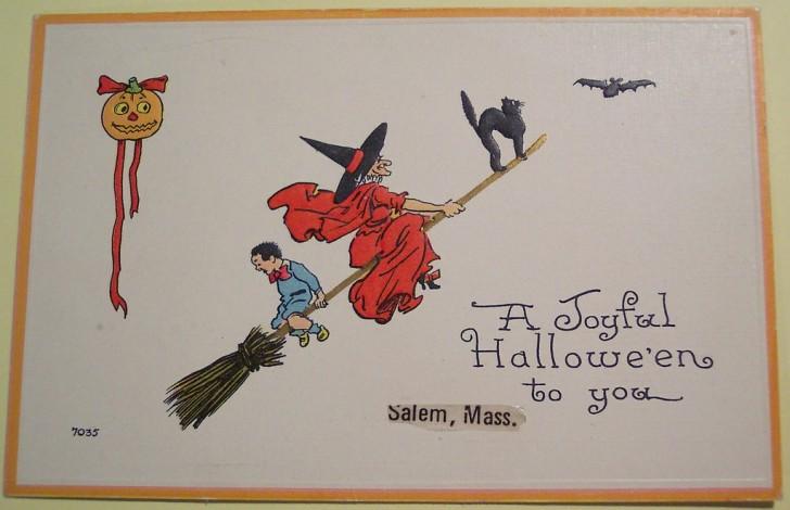 Ilustraciones Halloween retro 014