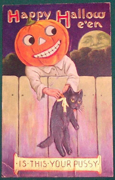 Ilustraciones Halloween retro 017
