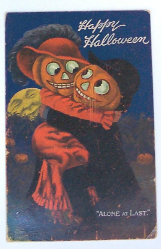 Ilustraciones Halloween retro 020