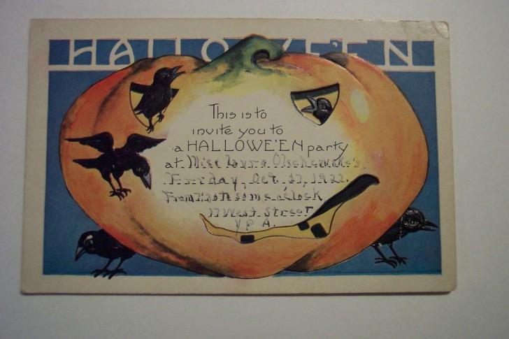 Ilustraciones Halloween retro 021