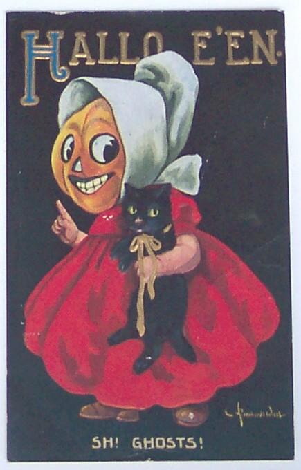 Ilustraciones Halloween retro 025
