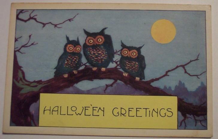 Ilustraciones Halloween retro 032