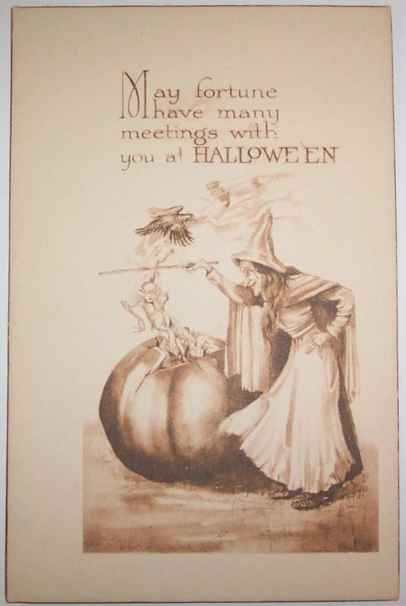 Ilustraciones Halloween retro 036