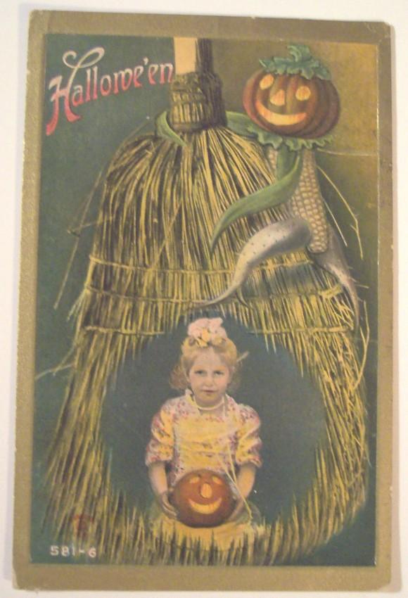 Ilustraciones Halloween retro 037