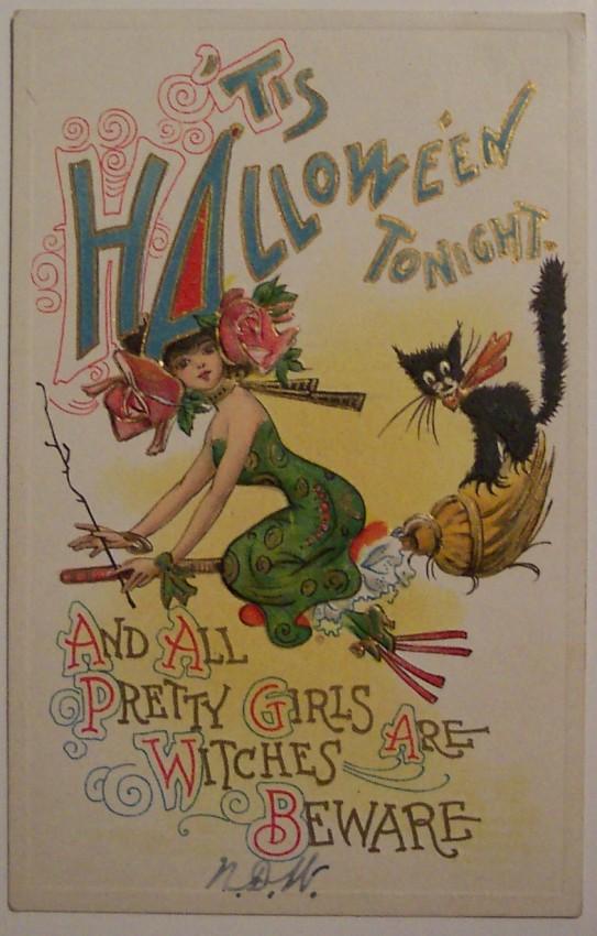 Ilustraciones Halloween retro 041