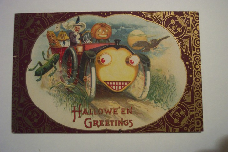 Ilustraciones Halloween retro 043