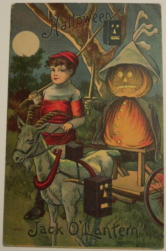 Ilustraciones Halloween retro 046
