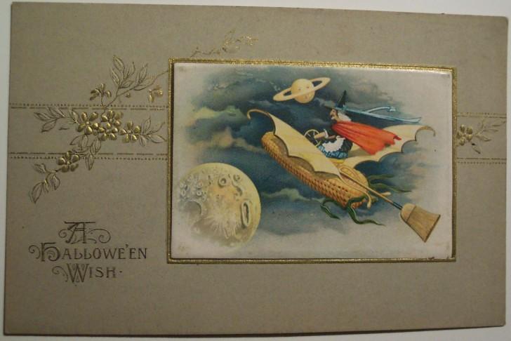 Ilustraciones Halloween retro 049