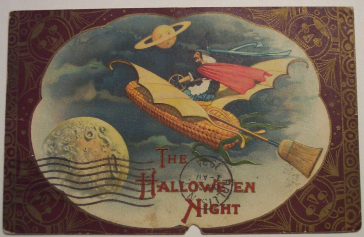 Ilustraciones Halloween retro 054