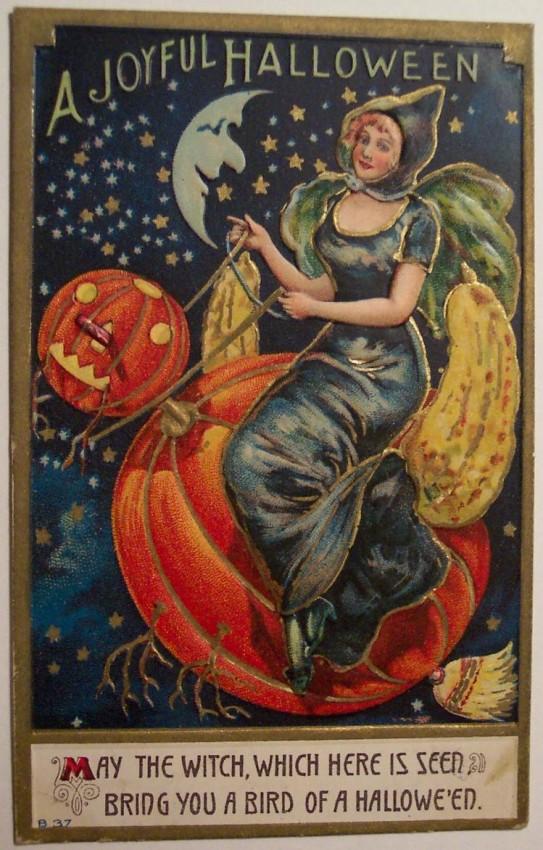 Ilustraciones Halloween retro 055