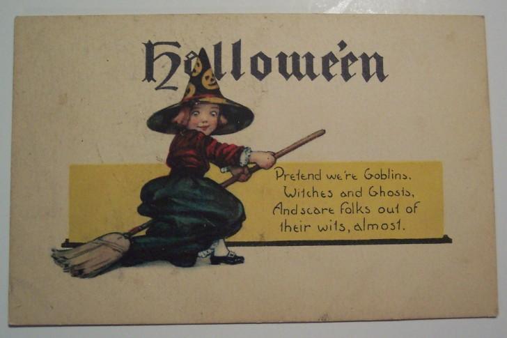 Ilustraciones Halloween retro 058