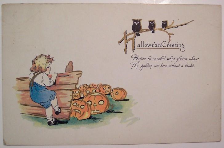 Ilustraciones Halloween retro 061