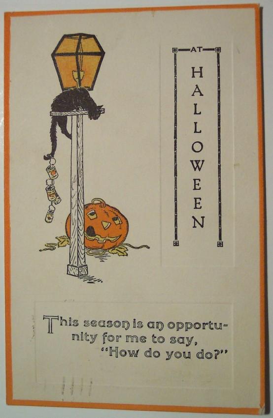 Ilustraciones Halloween retro 062