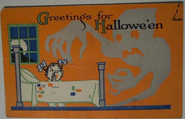 Ilustraciones Halloween retro 064
