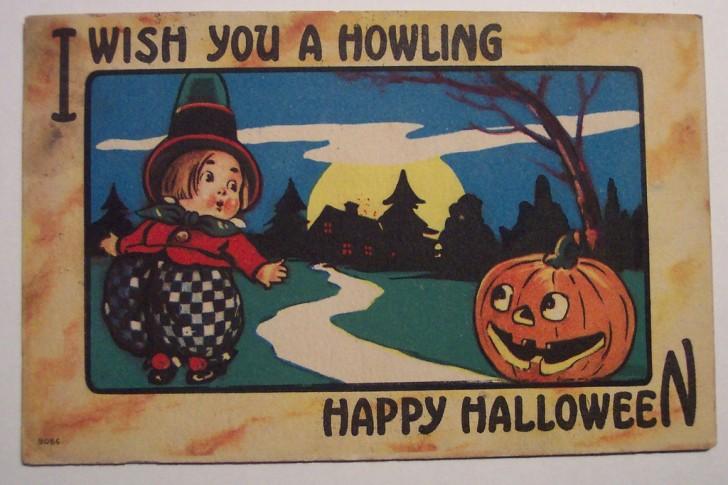 Ilustraciones Halloween retro 070