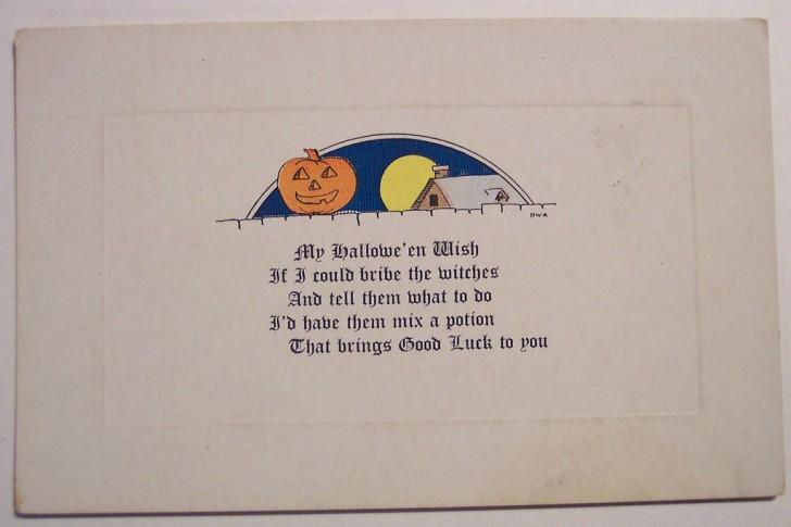Ilustraciones Halloween retro 075