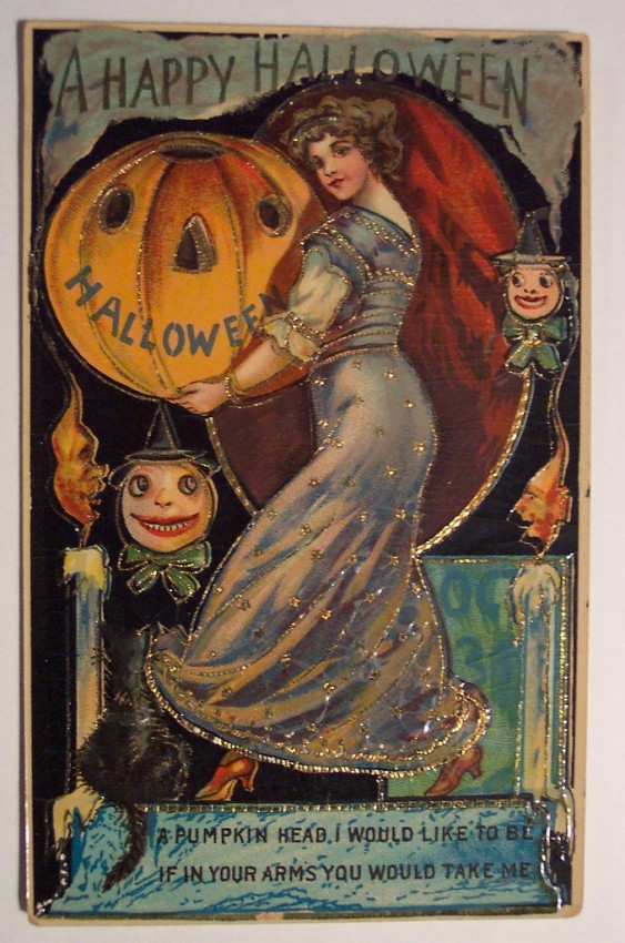Ilustraciones Halloween retro 078
