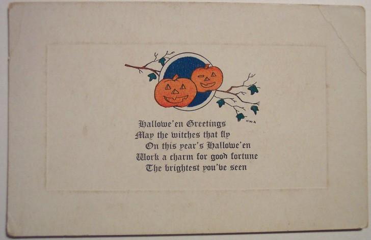 Ilustraciones Halloween retro 082