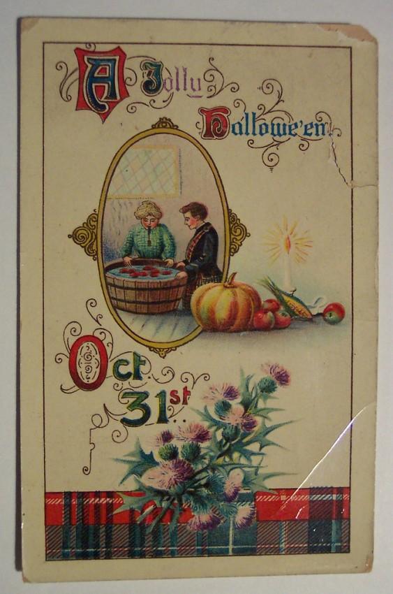 Ilustraciones Halloween retro 083