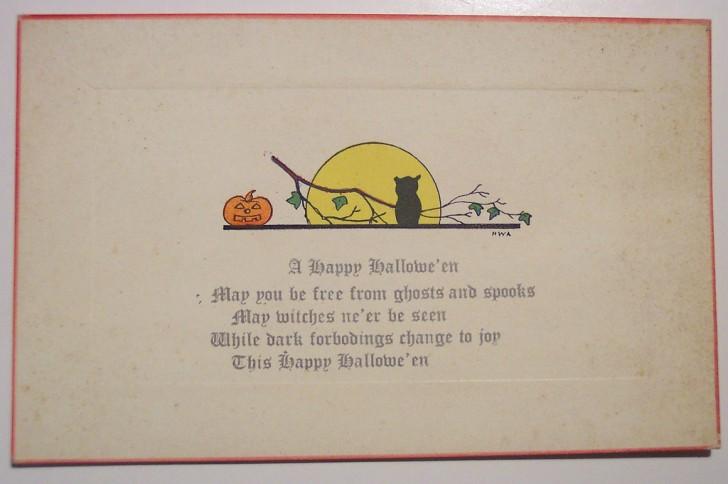Ilustraciones Halloween retro 087