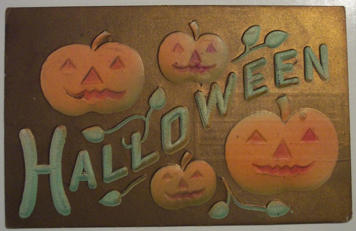Ilustraciones Halloween retro 093